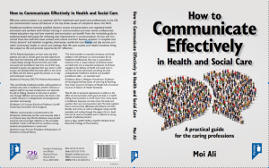 Practical communications skills for healthcare professionals